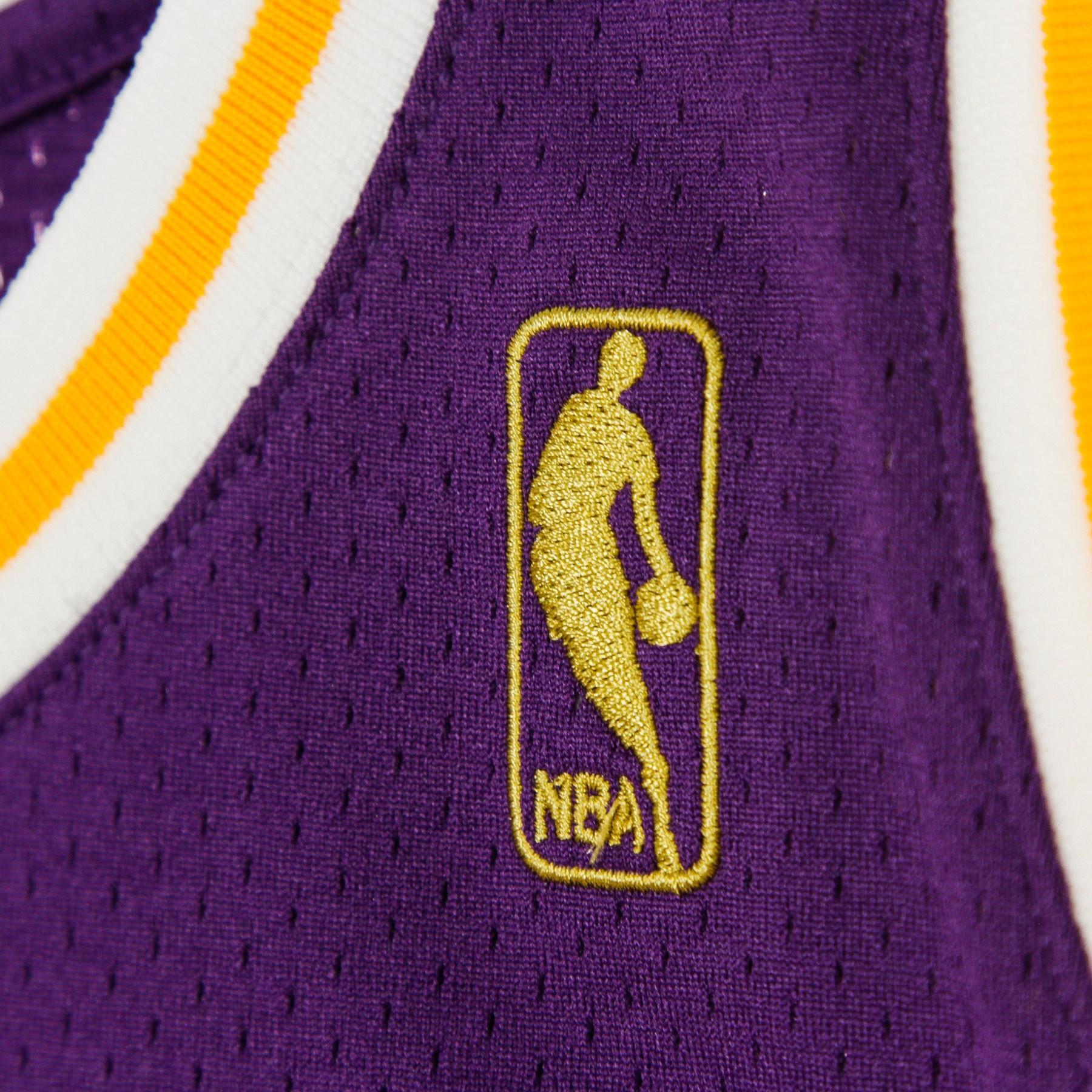 CANOTTA BASKET NBA AUTHENTIC JERSEY HARDWOOD CLASSICS NO8 KOBE BRYANT 1996-97 LOSLAK ROAD