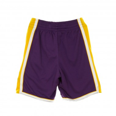PANTALONCINO BASKET NBA AUTHENTIC SHORT HARDWOOD CLASSICS 2008-09 LOSLAK ROAD