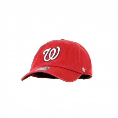 CAPPELLINO VISIERA CURVA MLB CLEAN UP WASNAT