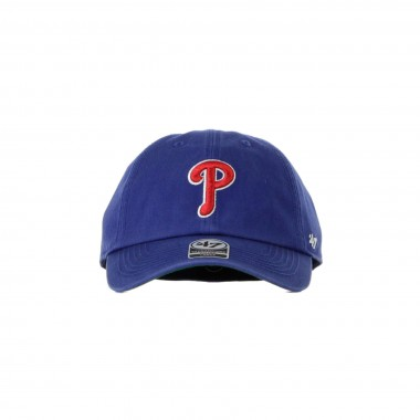 CAPPELLINO VISIERA CURVA MLB FRANCHISE FITTED COOPERSTOWN PHIPHI L