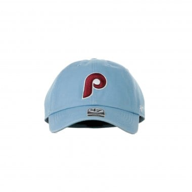 CAPPELLINO VISIERA CURVA MLB FRANCHISE FITTED COOPERSTOWN PHIPHI