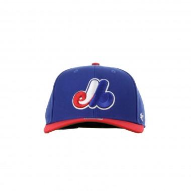 CAPPELLINO VISIERA CURVA MLB MVP DP MONEXP snapback