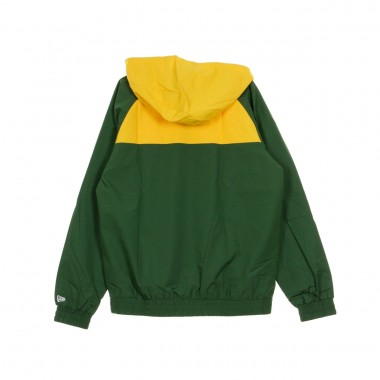 GIACCA A VENTO INFILABILE NFL COLOUR BLOCK WINDBREAKER GREPAC