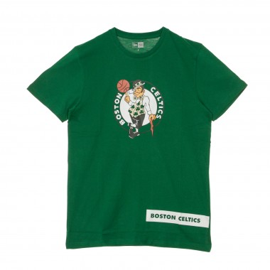 MAGLIETTA NBA BLOCK WORDMARK TEE BOSCEL