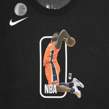 MAGLIETTA NBA DRY TEE PLAYER LOGO ZION WILLIAMSON NEOPEL