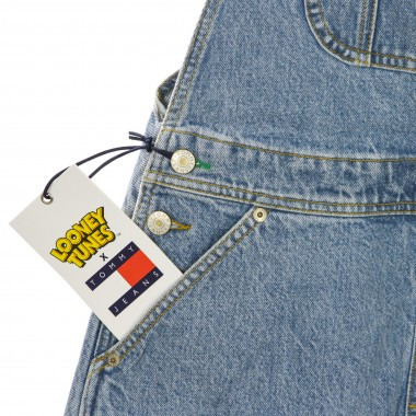 SALOPETTE TOMMY X LOONEY TUNES DUNGAREE