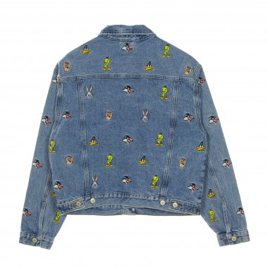 GIUBBOTTO JEANS TOMMY X LOONEY TUNES DENIM
