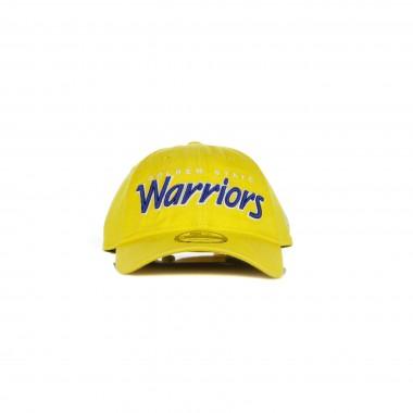 CAPPELLINO VISIERA CURVA NBA 920 HARDWOOD CLASSIC NIGHTS SCRIPT GOLWAR
