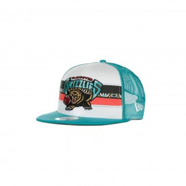 CAPPELLINO VISIERA PIATTA NBA 950 HARDWOOD CLASSIC NIGHTS TRADEMARK STRIPES VANGRI 36.5