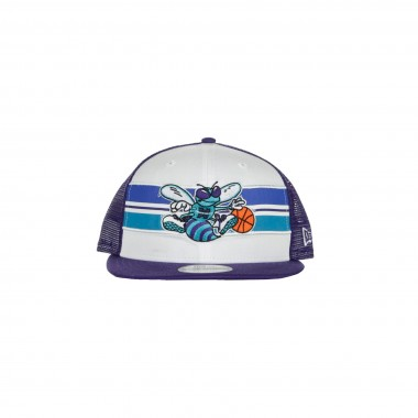 CAPPELLINO VISIERA PIATTA NBA 950 HARDWOOD CLASSIC NIGHTS TRADEMARK STRIPES CHAHOR 36.5