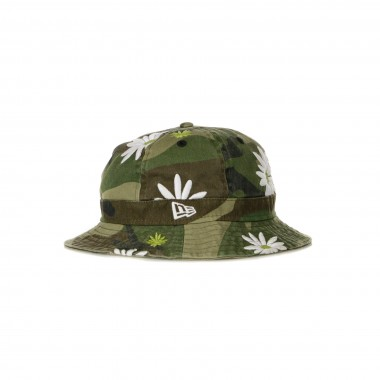 CAPPELLO DA PESCATORE MILITARY FLOWER BUCKET NE