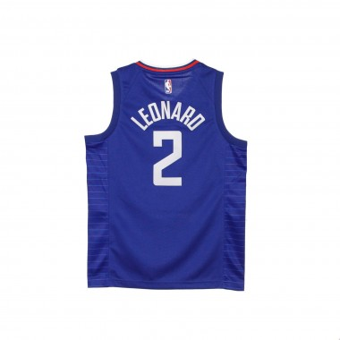 CANOTTA BASKET NBA SWINGMAN JERSEY ICON EDITION NO 2 KAWHI LEONARD LOSCLI