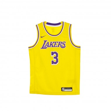 CANOTTA BASKET NBA SWINGMAN JERSEY ICON EDITION NO 3 ANTHONY DAVIS LOSLAK