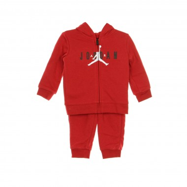 COMPLETO TUTA JUMPMAN AIR FRENCH TERRY