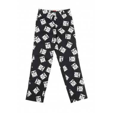 PANTALONE LUNGO OBEY X DICKIES OBY1 PANT