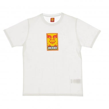 MAGLIETTA OBEY X DICKIES OBY6 HEAVYWEIGHT TEE