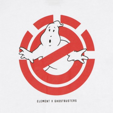 MAGLIETTA ELEMENT X GHOSTBUSTERS GHOSTLY