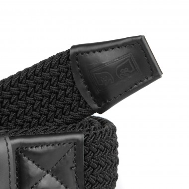 CINTURA ICON BRAIDED ELASTIC BELT