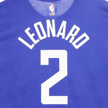 MAGLIETTA NBA NAME  NUMBER TEE NO 2 KAWHI LEONARD  LOSCLI