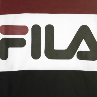 FELPA GIROCOLLO STRAIGHT BLOCKED CREW