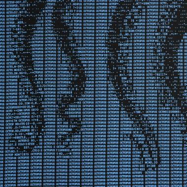 MAGLIETTA ASCII TEE