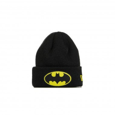 CAPPELLO KIDS CHARACTER CUFF KNIT CHILD BATMAN