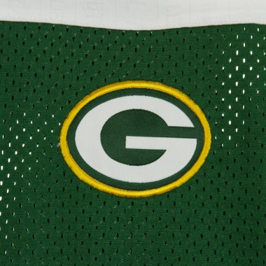 CASACCA NFL JACQUARD OVERSIZED MESH TEE GREPAC