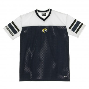 CASACCA NFL JACQUARD OVERSIZED MESH TEE LOSRAM