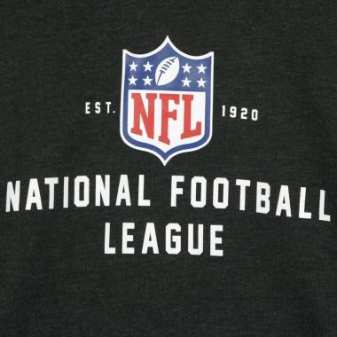FELPA CAPPUCCIO NFL LEAGUE ESTABLISHED PULL OVER HOODY NFL LOGO