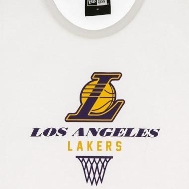 MAGLIETTA NBA BOLD GRAPHIC TEE LOSLAK