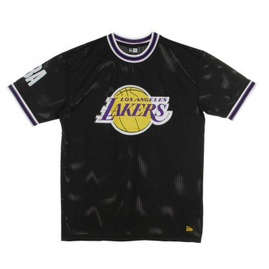 CASACCA GIROCOLLO NBA OVERSIZED APPLIQUE TEE LOSLAK