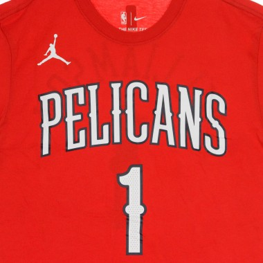 MAGLIETTA NBA TEE JORDAN STATEMENT EDITION NO 1 ZION WILLIAMSON NEOPEL