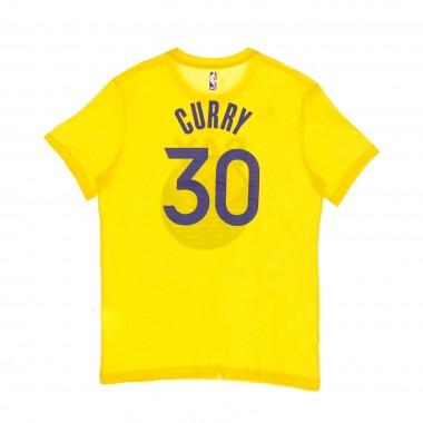 MAGLIETTA NBA TEE JORDAN STATEMENT EDITION NO 30 STEPHEN CURRY GOLWAR