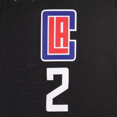 CANOTTA BASKET NBA SWINGMAN JERSEY STATEMENT EDITION 2020 NO 1 KAWHI LEONARD LOSCLI