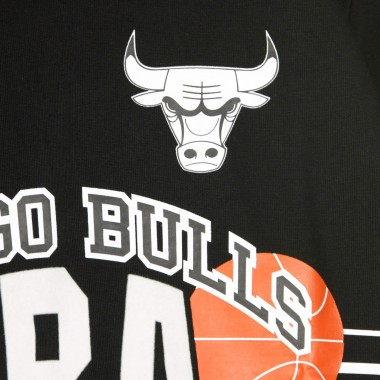FELPA CAPPUCCIO NBA THROW BACK HOODIE CHIBUL