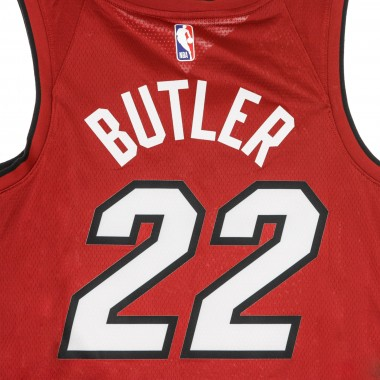 CANOTTA BASKET NBA SWINGMAN JORDAN STATEMENT EDITION 2020 NO 22 JIMMY BUTLER MIAHEA