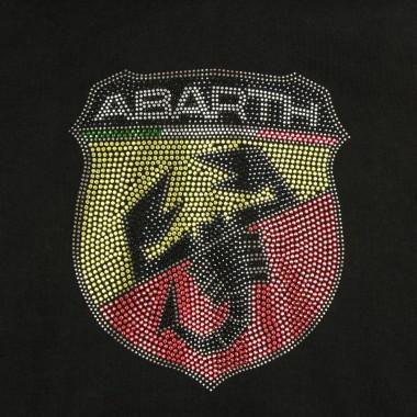 FELPA CAPPUCCIO ABARTH STUD HOODIE