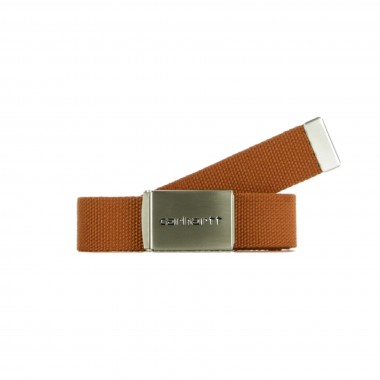 CINTURA CLIP BELT CHROME