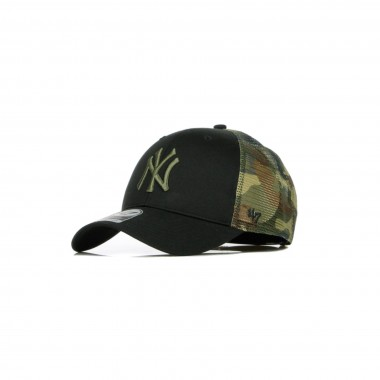 CAPPELLINO VISIERA CURVA MLB BACK SWITCH MVP TRUCKER NEYYAN