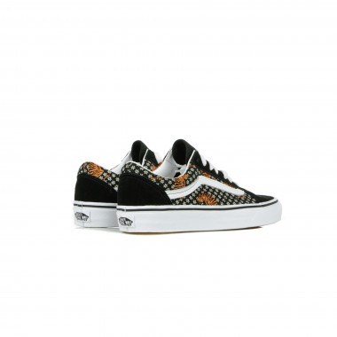 SCARPA BASSA OLD SKOOL TIGER FLORAL