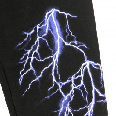 PANTALONE TUTA LEGGERO BLUE LIGHTNING PANTS