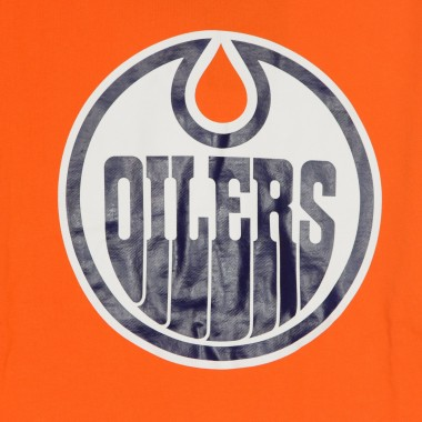 FELPA LEGGERA CAPPUCCIO NHL FRANCHISE OVERHEAD HOODIE EDMOIL