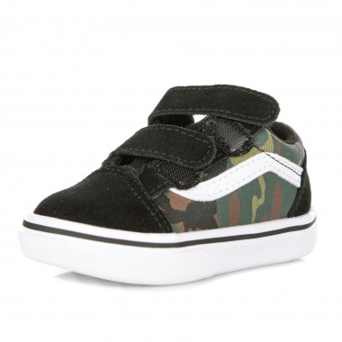 SCARPA BASSA COMFYCUSH OLD SKOOL V WOODLAND CAMO