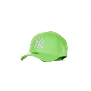 CAPPELLINO VISIERA CURVA MLB KIDS LEAGUE ESSENTIAL NEON PACK NEYYAN