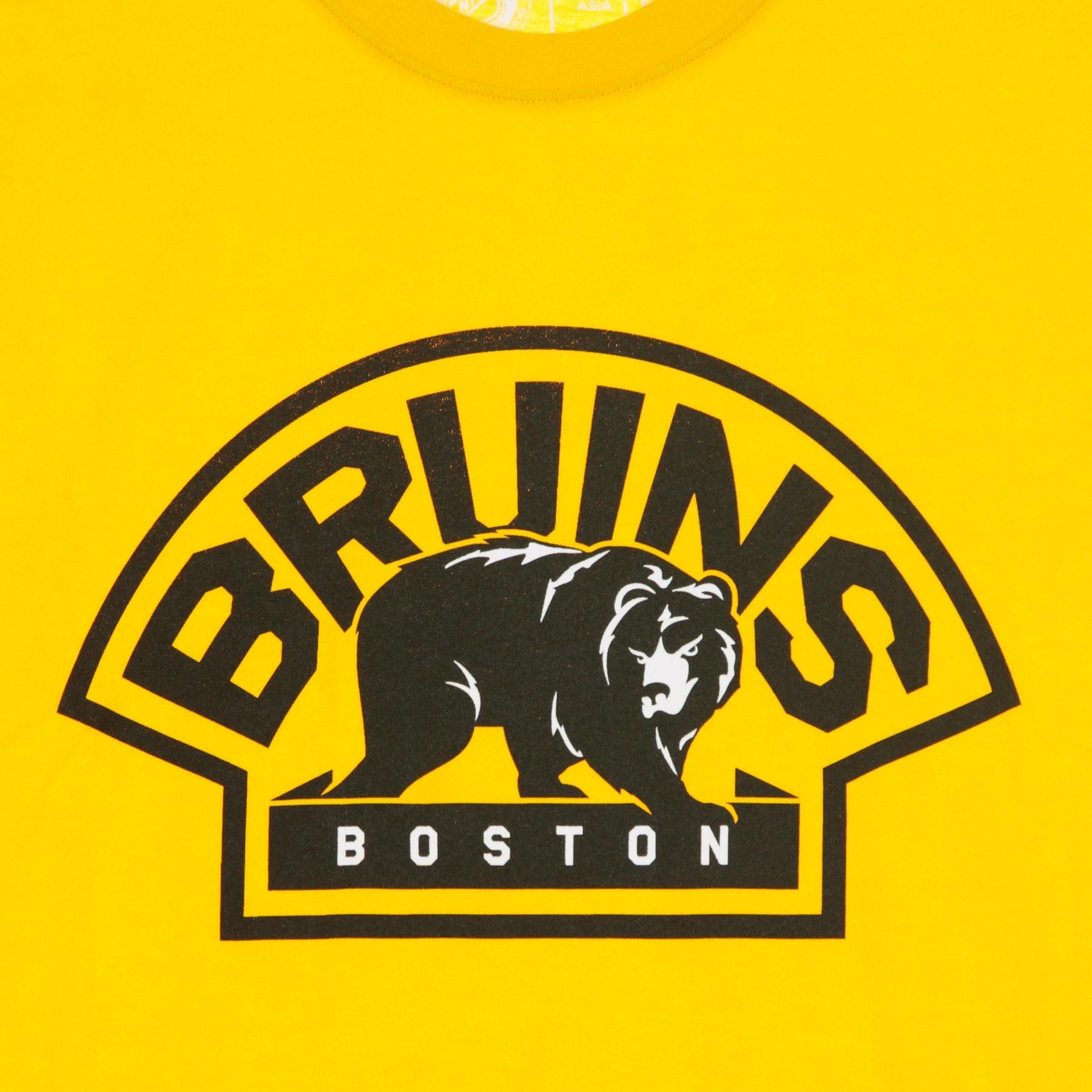MAGLIETTA NHL ICONIC SECONDARY COLOUR LOGO GRAPHIC T-SHIRT BOSBRU Array