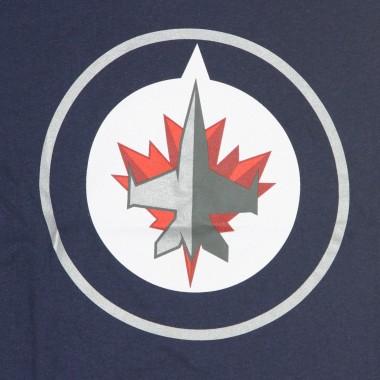 MAGLIETTA NHL ICONIC PRIMARY COLOUR LOGO GRAPHIC T-SHIRT WINJET