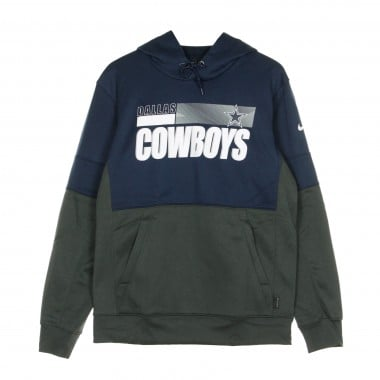 FELPA CAPPUCCIO NFL TEAM NAME LOCKUP THERMA HOODIE PULLOVER DALCOW