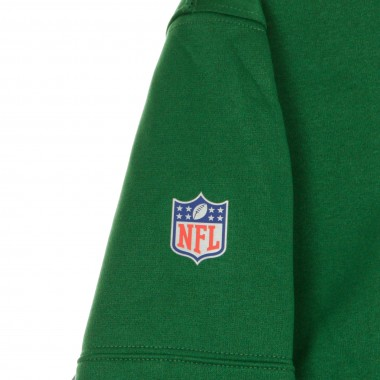 FELPA CAPPUCCIO NFL TEAM NAME LOCKUP THERMA HOODIE PULLOVER NEYJET