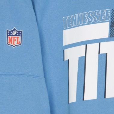 FELPA CAPPUCCIO NFL TEAM NAME LOCKUP THERMA HOODIE PULLOVER TENTIT