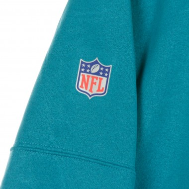 FELPA CAPPUCCIO NFL TEAM NAME LOCKUP THERMA HOODIE PULLOVER JACJAG
